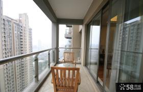 生活阳台装修设计效果图大全