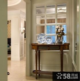 优质欧式风格进门玄关装修效果图大全2013图片欣赏