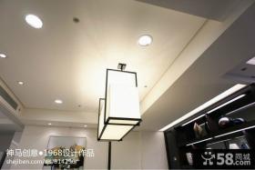 家装吊顶灯具图片