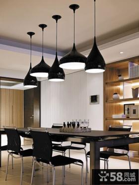 现代日式风格餐厅设计图大全