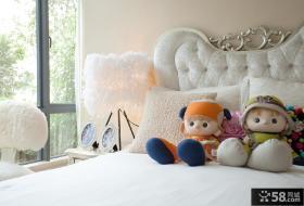欧式风格卧室灯具设计