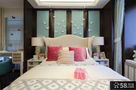 家庭设计装修卧室图片欣赏大全2014