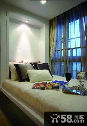 欧式风格次卧室装修效果图大全