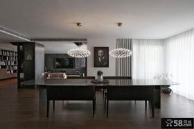 宜家风格两室两厅户型装修图片欣赏