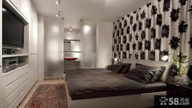 三居主卧室简单效果图