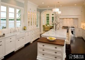 现代优质设计厨房橱柜欣赏
