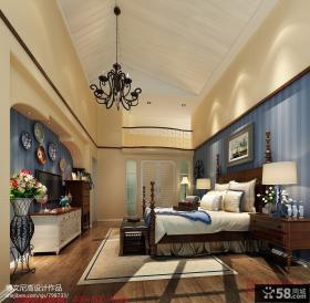 主卧室室内装饰效果图