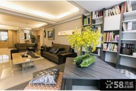 现代室内榻榻米装饰设计图片