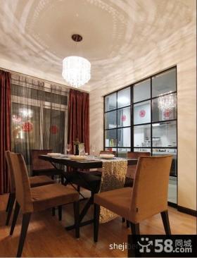 四室两厅两卫客厅吊顶装修效果图 2013客厅装修效果图