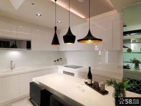 精致小公寓厨房效果图