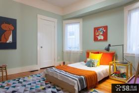 小户型儿童房间设计图大全