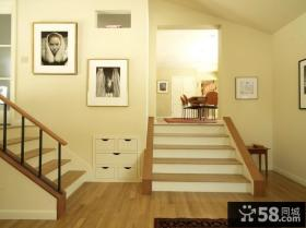 复式客厅装修效果图大全2012图片