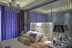 两室一厅卧室装修样板房