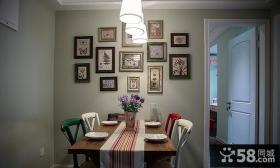 简约两室一厅家居装饰效果图