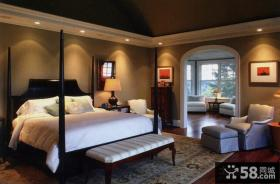 欧式装修图卧室图片