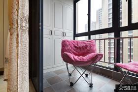 美式家居阳台椅子图片欣赏