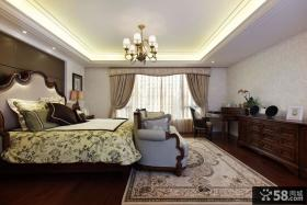 优质欧式田园卧室装修设计