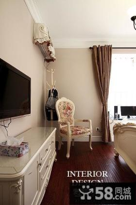 欧式卧室家具图片欣赏