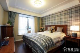 美式风格卧室家居装修效果图欣赏