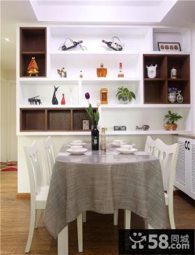小户型家用餐厅设计图片欣赏