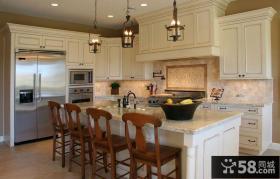 装修室内厨房橱柜欣赏图