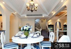 家装设计室内餐厅吊顶图