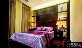 古典中式卧室设计布置