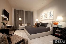 现代客厅装修图片 2012客厅装修效果图