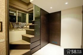 简约风格装饰楼梯室内图片