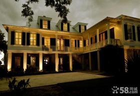 经典别墅设计效果图片