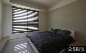 简约风格12平米卧室装修效果图大全