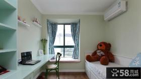 美式家居风格儿童房