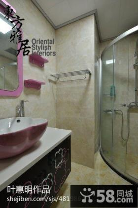 卫生间装修效果图大全图片