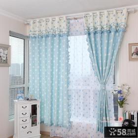 现代风格家装窗帘效果图图片