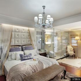 优雅浪漫欧式卧室家居设计装修