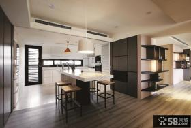 现代家居餐厅装修设计效果图片