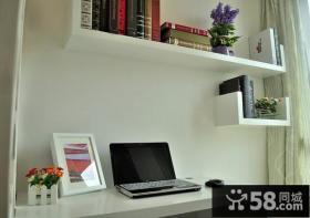 89平米简约小户型客厅装修效果图大全2014图片