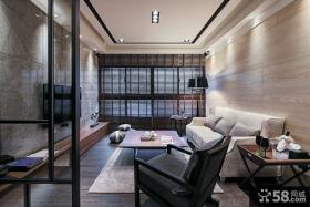 经典现代风格室内吊顶设计效果图