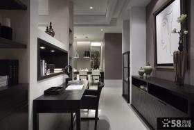 后现代风格别墅住宅室内设计效果图