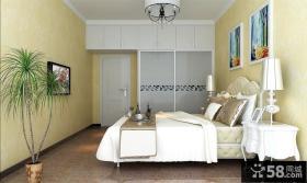 欧式豪华元素的现代风格客厅电视背景墙装修效果图大全2012图片