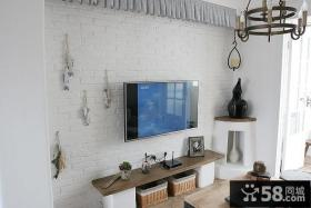 地中海风格复式家居设计效果图