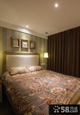 美式乡村卧室风格