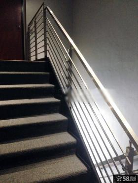 楼梯不锈钢楼梯扶手图片