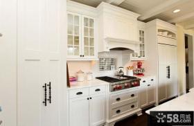 欧式别墅农村厨房设计效果图