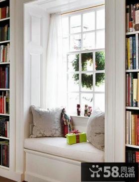 极简设计室内飘窗欣赏