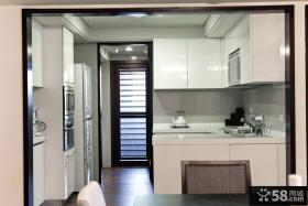 简约风格小厨房设计装修