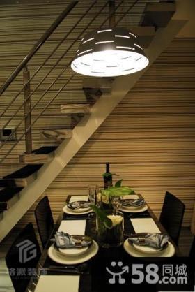 复式楼家装小餐厅装修效果图