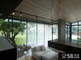 农村别墅现代室内设计图