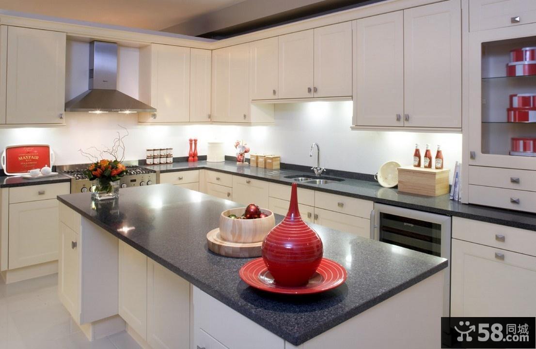 新房厨房装修效果图