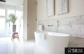 复式楼现代简约卧室装修效果图大全2014图片